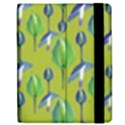 Tropical Floral Pattern Samsung Galaxy Tab 7  P1000 Flip Case View2