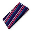 Purple And Pink Retro Geometric Pattern Kindle Fire HDX 8.9  Hardshell Case View4