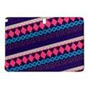 Purple And Pink Retro Geometric Pattern Samsung Galaxy Tab Pro 10.1 Hardshell Case View1
