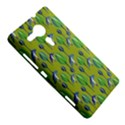 Tropical Floral Pattern Sony Xperia SP View5