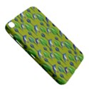 Tropical Floral Pattern Samsung Galaxy Tab 3 (8 ) T3100 Hardshell Case  View5