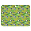 Tropical Floral Pattern Samsung Galaxy Tab 3 (10.1 ) P5200 Hardshell Case  View1