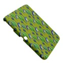 Tropical Floral Pattern Samsung Galaxy Tab 3 (10.1 ) P5200 Hardshell Case  View5