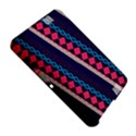 Purple And Pink Retro Geometric Pattern Amazon Kindle Fire (2012) Hardshell Case View5