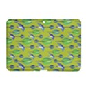 Tropical Floral Pattern Samsung Galaxy Tab 2 (10.1 ) P5100 Hardshell Case  View1