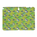 Tropical Floral Pattern Samsung Galaxy Note 10.1 (P600) Hardshell Case View1