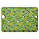 Tropical Floral Pattern Amazon Kindle Fire HD (2013) Hardshell Case View1