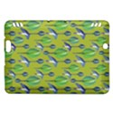 Tropical Floral Pattern Kindle Fire HDX Hardshell Case View1
