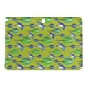 Tropical Floral Pattern Samsung Galaxy Tab Pro 12.2 Hardshell Case View1