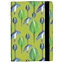 Tropical Floral Pattern iPad Mini 2 Flip Cases View2