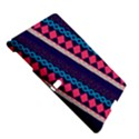 Purple And Pink Retro Geometric Pattern Samsung Galaxy Tab S (10.5 ) Hardshell Case  View5