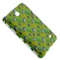 Tropical Floral Pattern Samsung Galaxy Tab 4 (7 ) Hardshell Case  View5