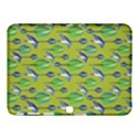 Tropical Floral Pattern Samsung Galaxy Tab 4 (10.1 ) Hardshell Case  View1