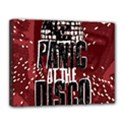 Panic At The Disco Poster Canvas 14  x 11  View1