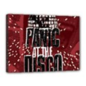 Panic At The Disco Poster Canvas 16  x 12  View1