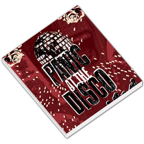 Panic At The Disco Poster Small Memo Pads