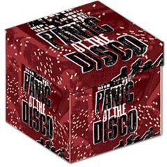 Panic At The Disco Poster Storage Stool 12