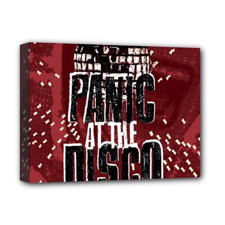 Panic At The Disco Poster Deluxe Canvas 16  x 12