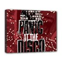 Panic At The Disco Poster Deluxe Canvas 20  x 16   View1