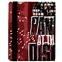 Panic At The Disco Poster Kindle Fire (1st Gen) Flip Case View3