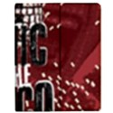 Panic At The Disco Poster Apple iPad 3/4 Flip Case View1