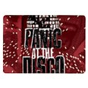 Panic At The Disco Poster Samsung Galaxy Tab 10.1  P7500 Flip Case View1