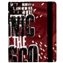 Panic At The Disco Poster Samsung Galaxy Tab 8.9  P7300 Flip Case View2