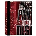 Panic At The Disco Poster Samsung Galaxy Tab 8.9  P7300 Flip Case View3