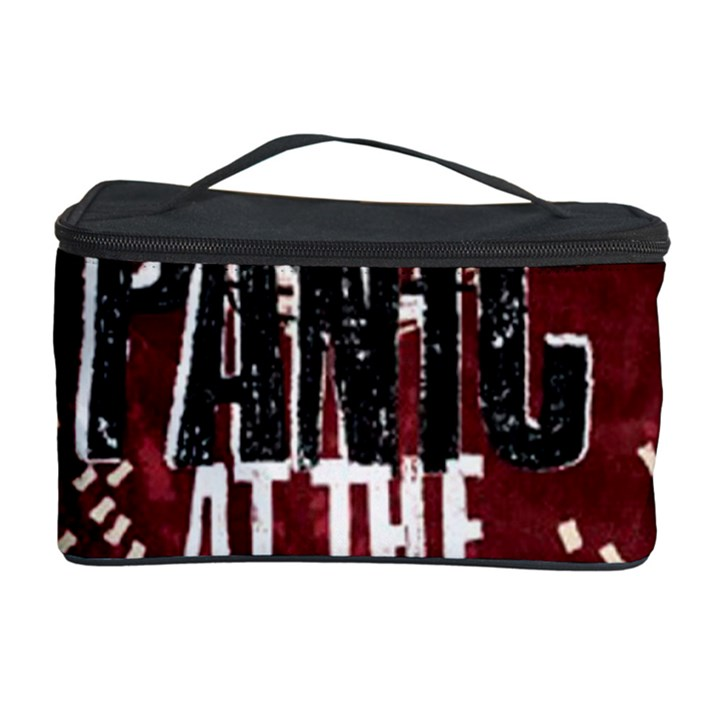 Panic At The Disco Poster Cosmetic Storage Case