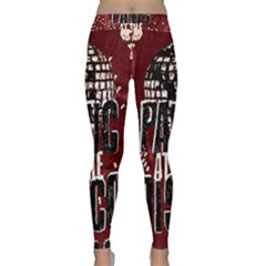 Panic At The Disco Poster Yoga Leggings