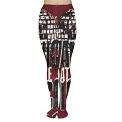 Panic At The Disco Poster Women s Tights