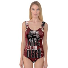 Panic At The Disco Poster Princess Tank Leotard