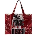 Panic At The Disco Poster Large Tote Bag View1