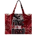 Panic At The Disco Poster Large Tote Bag View2
