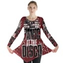 Panic At The Disco Poster Long Sleeve Tunic  View1