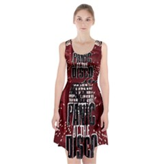 Panic At The Disco Poster Racerback Midi Dress