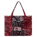 Panic At The Disco Poster Medium Zipper Tote Bag View1