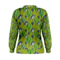 Tropical Floral Pattern Women s Sweatshirt View2