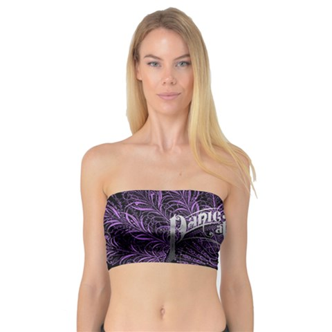 Panic At The Disco Bandeau Top