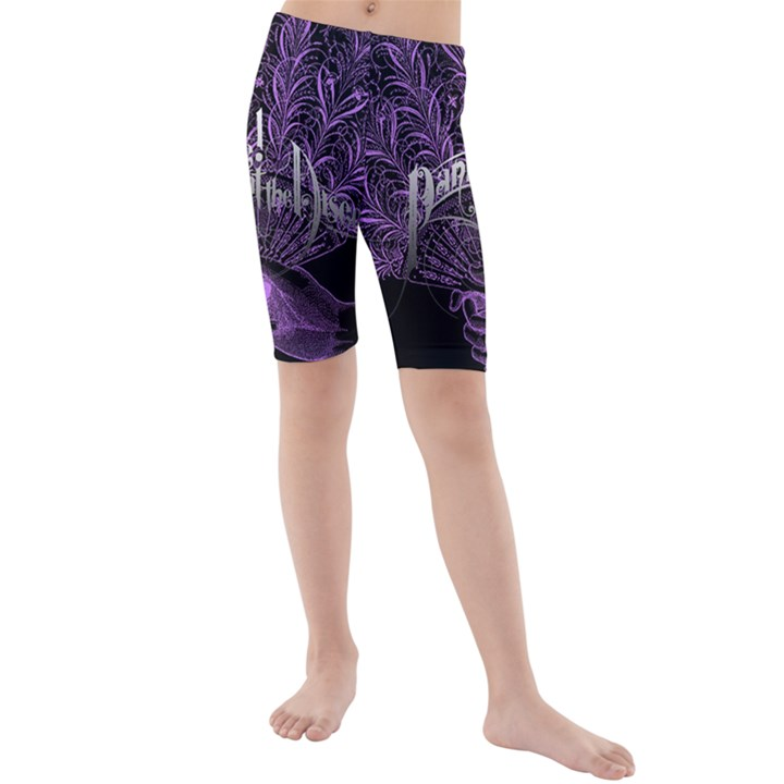 Panic At The Disco Kids  Mid Length Swim Shorts