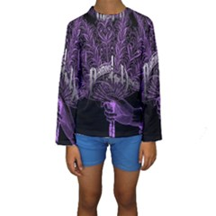 Panic At The Disco Kids  Long Sleeve Swimwear