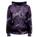 Panic At The Disco Women s Pullover Hoodie View1