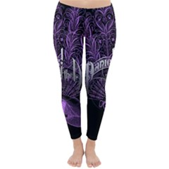 Panic At The Disco Winter Leggings