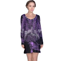 Panic At The Disco Long Sleeve Nightdress