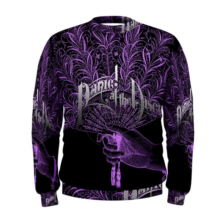 Panic At The Disco Men s Sweatshirt