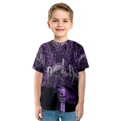 Panic At The Disco Kids  Sport Mesh Tee
