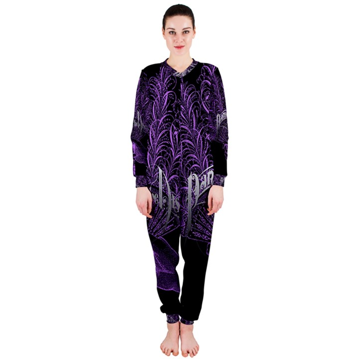 Panic At The Disco OnePiece Jumpsuit (Ladies)