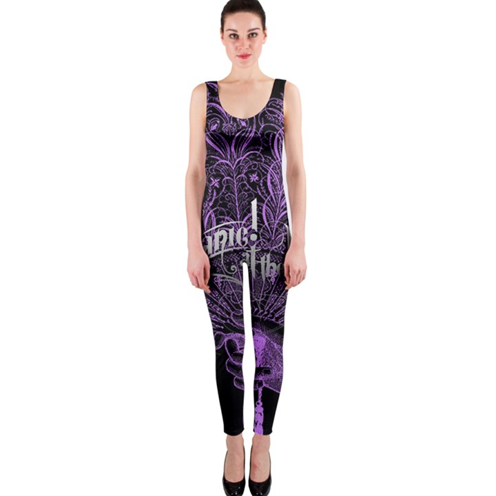 Panic At The Disco OnePiece Catsuit