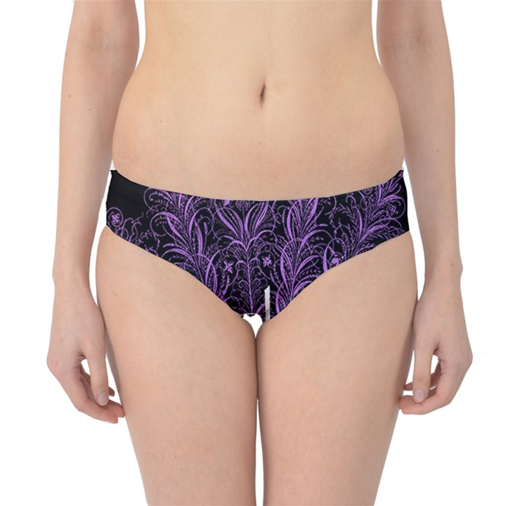 Panic At The Disco Hipster Bikini Bottoms
