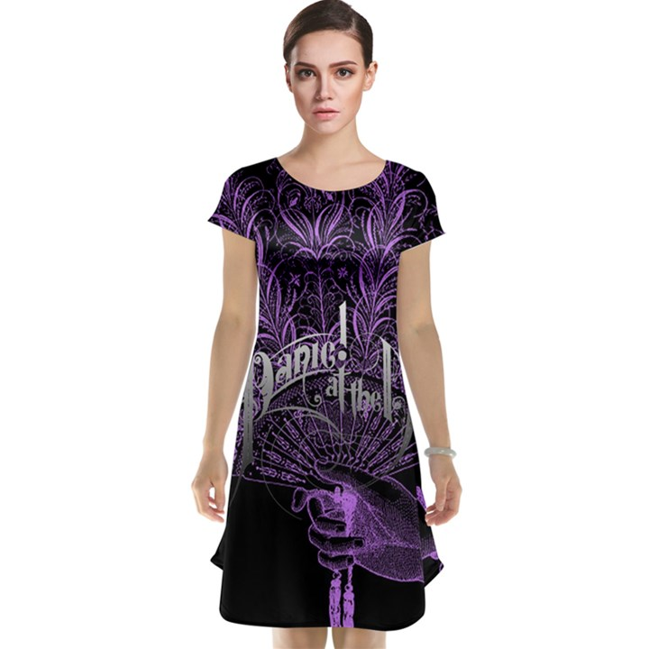 Panic At The Disco Cap Sleeve Nightdress